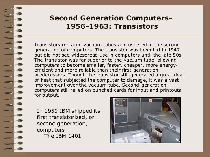 essay about the history of computers