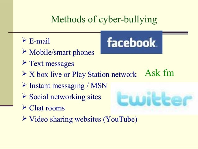 cyber bullying chat rooms divorce