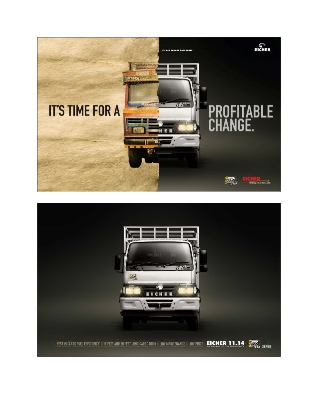 Highly fuel efficient 9.5 ton payload truck