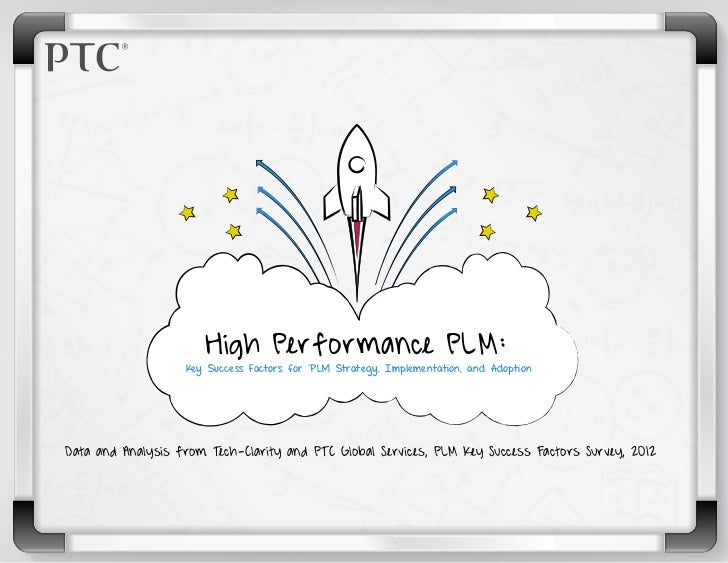 High Performance PLM: Key Success Factors for PLM Strategy, Implementation, and Adoption
