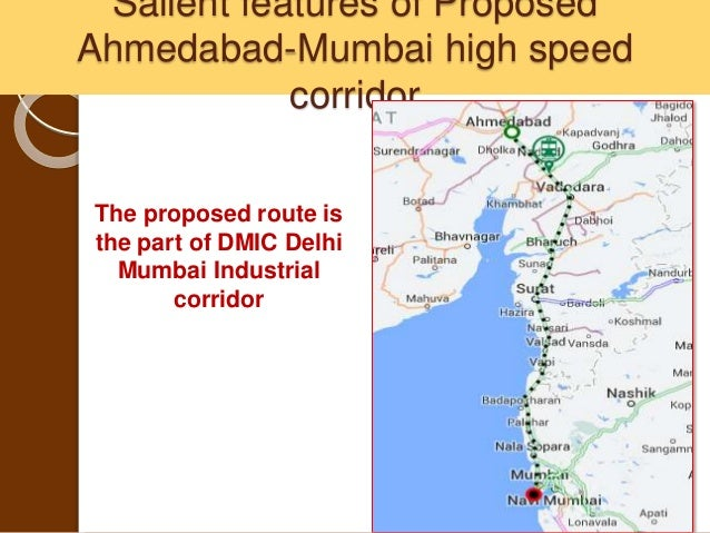 High Speed Rails In India Ppt