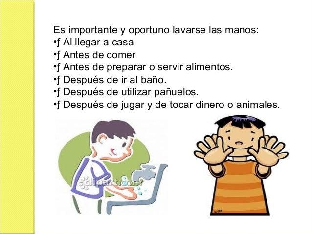 Baño Diario En Ninos:Higiene personal del niño
