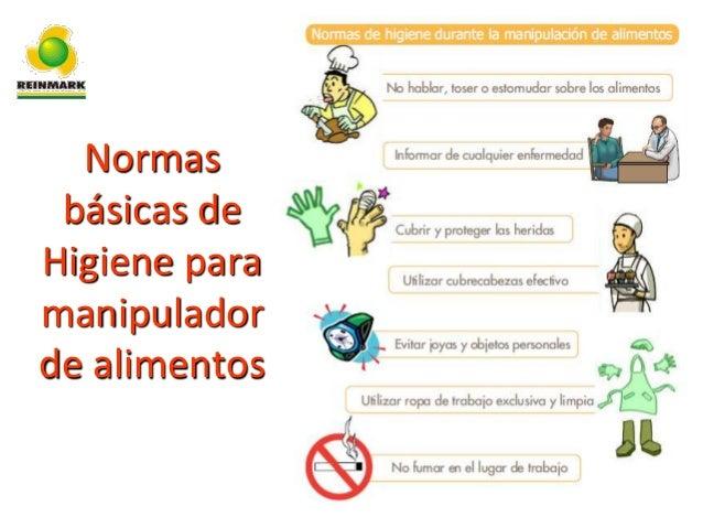 Higiene y desinfeccion de personal en planta procesadora de alimentos - Higiene alimentaria y manipulacion de alimentos ...