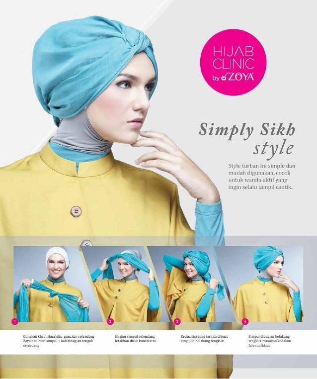 Hijab tutorial zoya simply sikh style Uploaded By