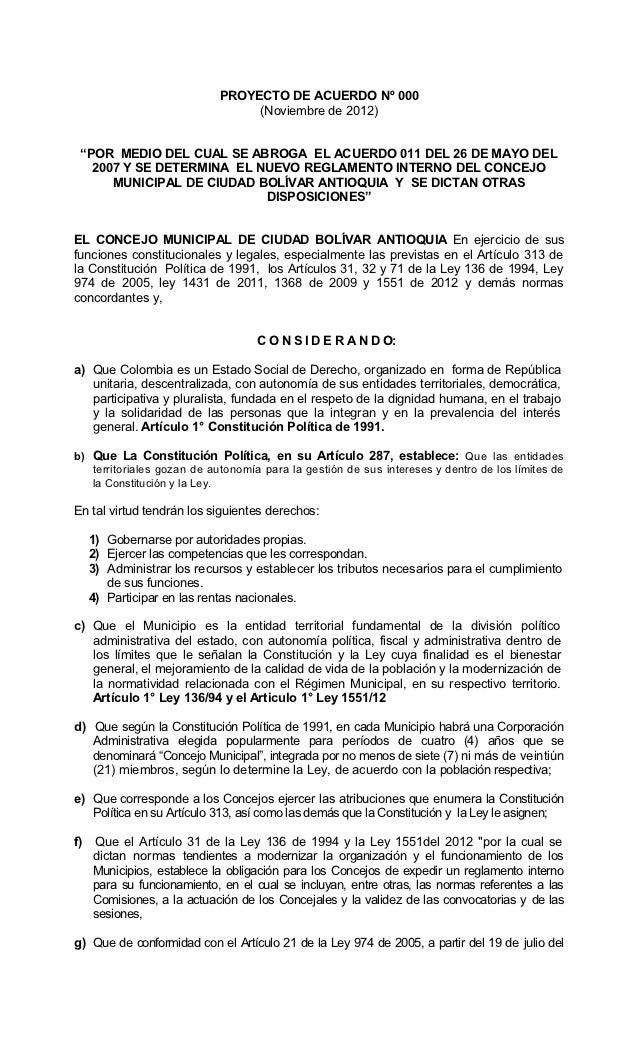 Concejal Gonzalo Arboleda