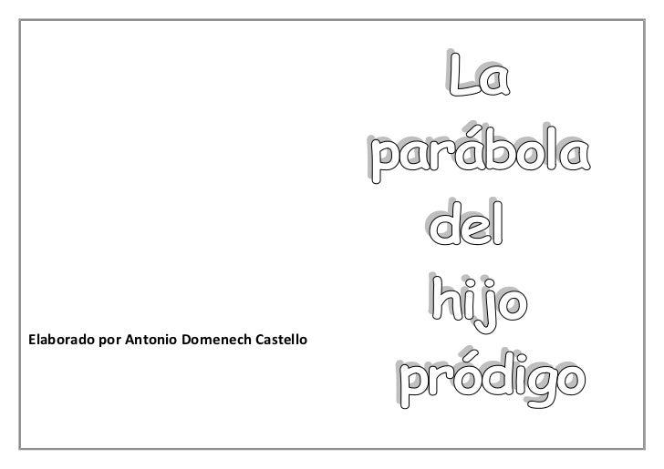 Elaborado por Antonio Domenech Castello