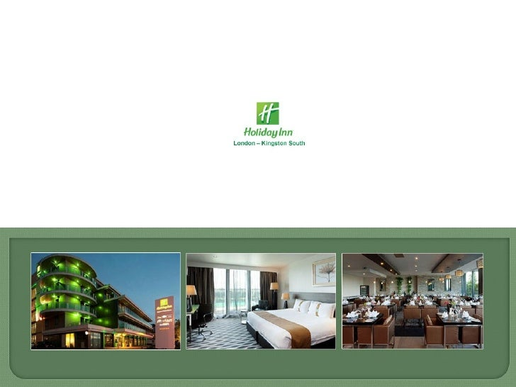 Holiday Inn London – Kingston South