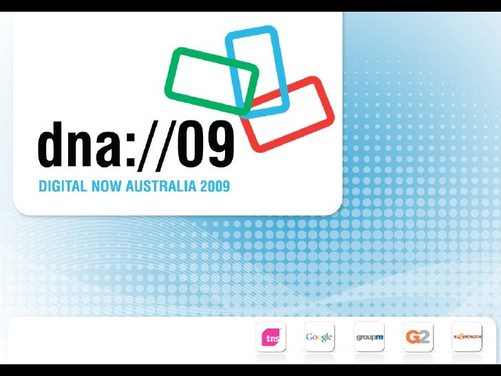 Digital PR - Losing control of your brand, the right way - DNA09