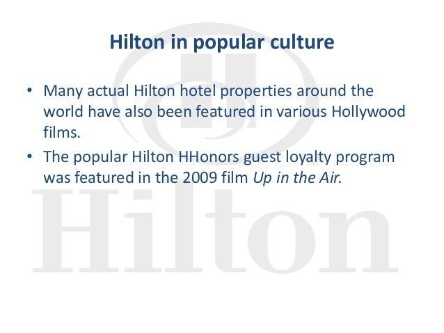 hilton hotels case analysis