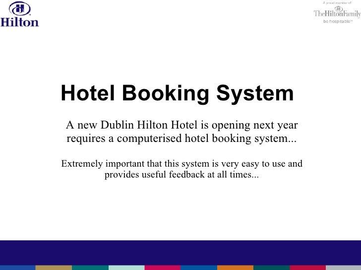 hilton hotel onq system disadvantage custom paper help rh pghomeworkchmw cyclingjersey us