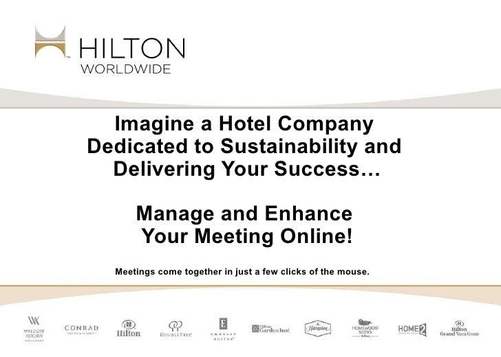 Hilton eTools