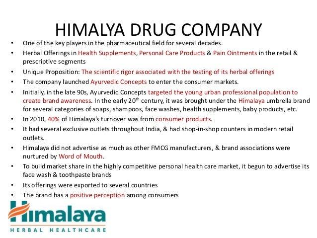 About Himalaya