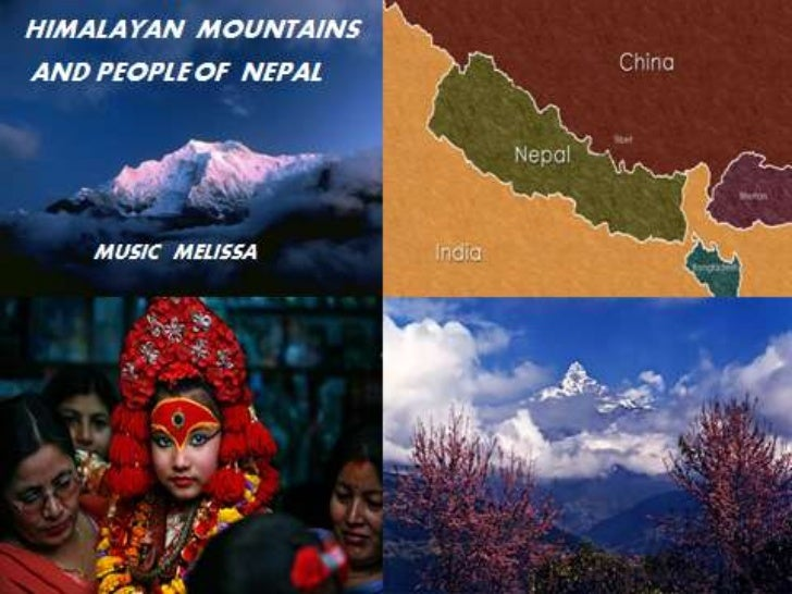 HIMALAYAN MOUNTAINS AND PEOPLE OF NEPAL MUSIC MELISSA