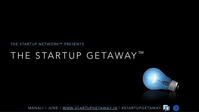 Himalayan Startup Getaway™ by The Startup Network™