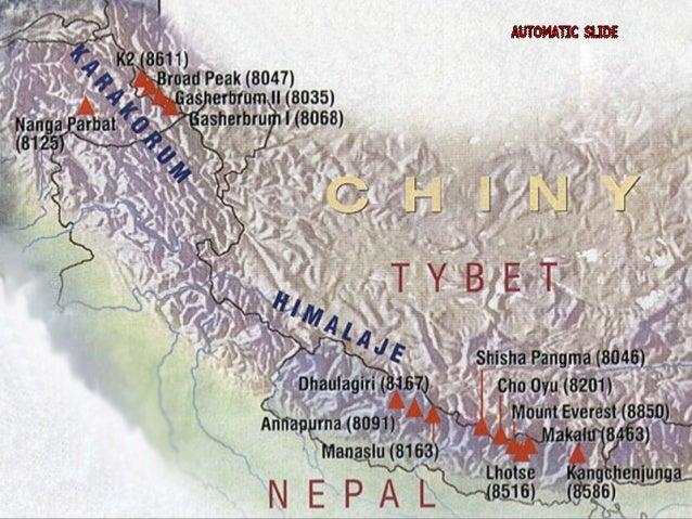Himalaye 14 osmitisicovek