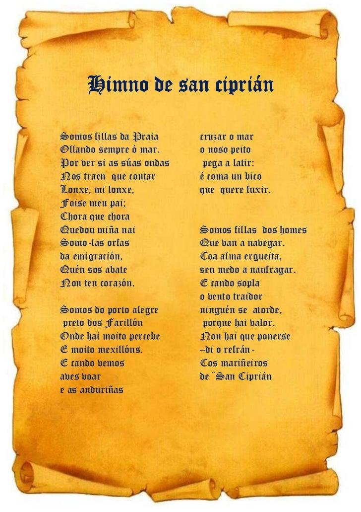 Himno de san ciprián (1)