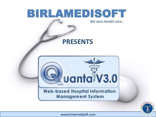 WEB HIMS Software Presentation