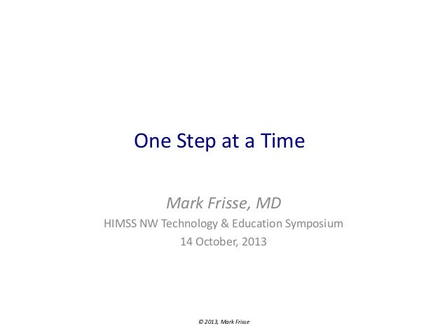Frisse  - One Step at a Time