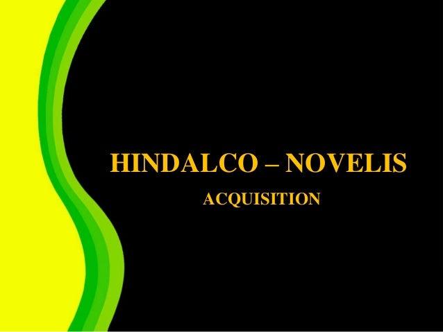 Hindalco novelis