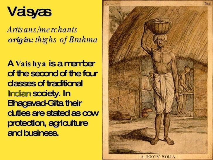 Vaishyas