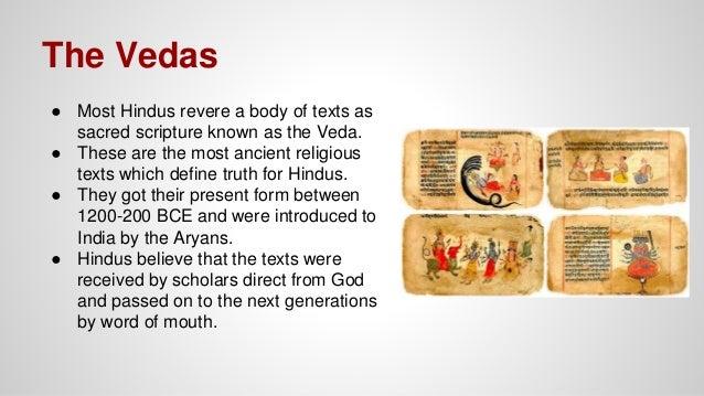 Hindu Sacred Books