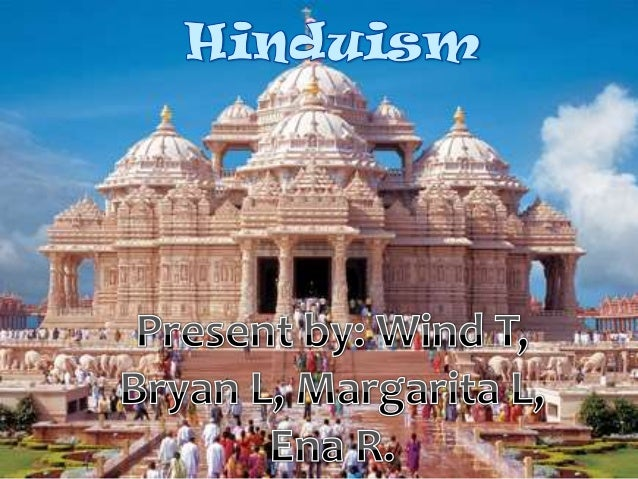When: 2000 B.C.E.~ (No clear exact beginning) Where: Hinduism originated from India Who: No founder