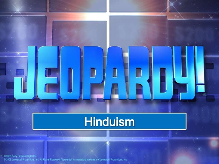 Hinduism jeopardy[1]