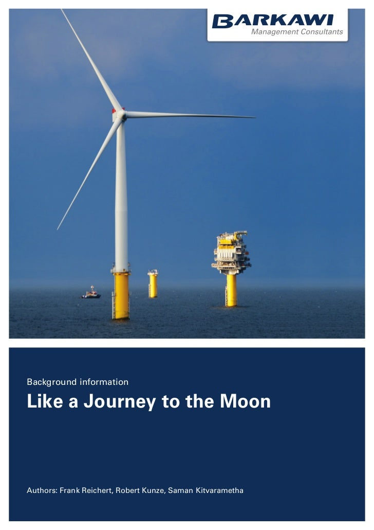 Background informationLike a Journey to the MoonAuthors: Frank Reichert, Robert Kunze, Saman Kitvarametha