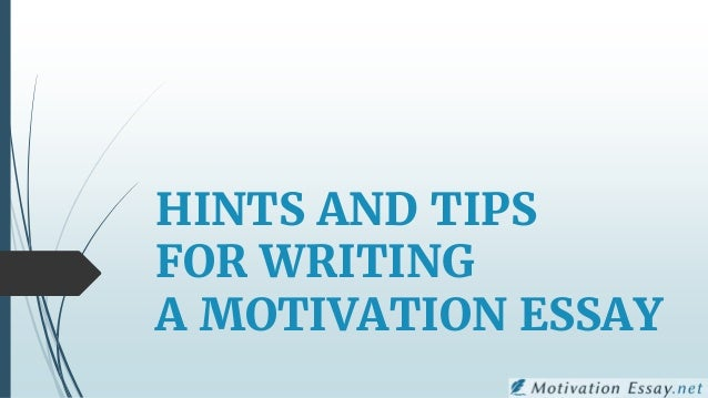Does anyone have any helpful hints and tips on short essay writing?