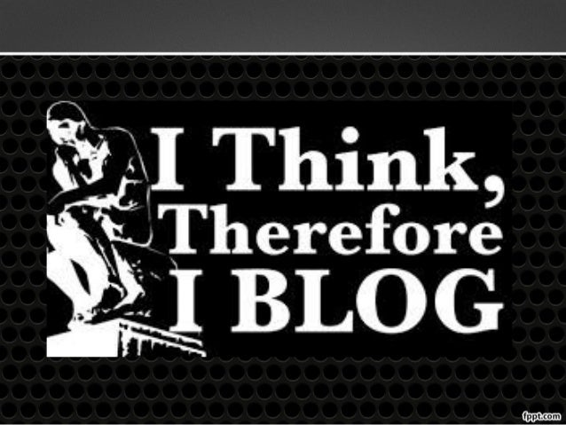 Hints for blogging
