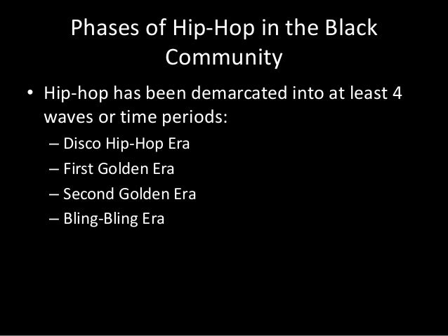 Based around black popular culture and hip-hop, what should my dissertation examine?