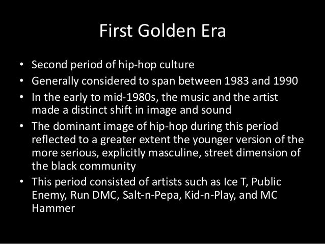 rap and hip hop culture First off you're question is poorly worded and boarderline racist but i'll ignore that  and argue that not only is hip hop natural but the way it evolved was.