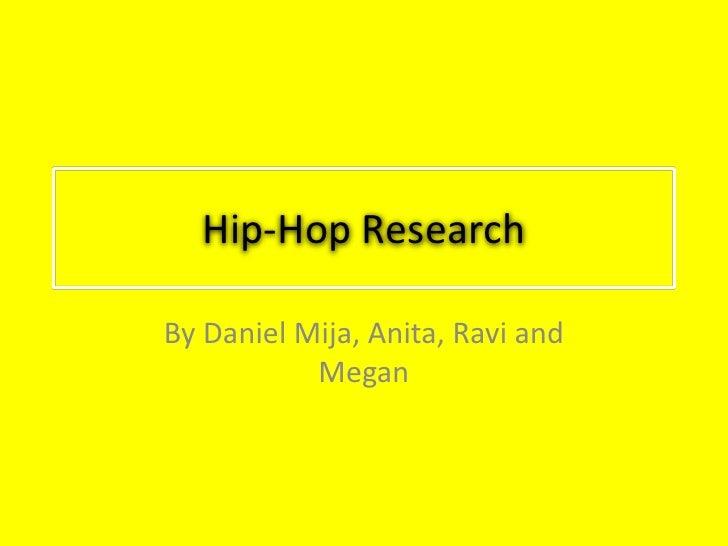 Towards an Annotated Bibliography