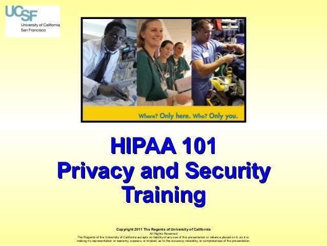 Security Topics