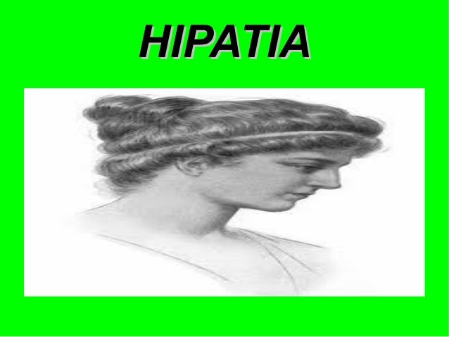 HIPATIAHIPATIA