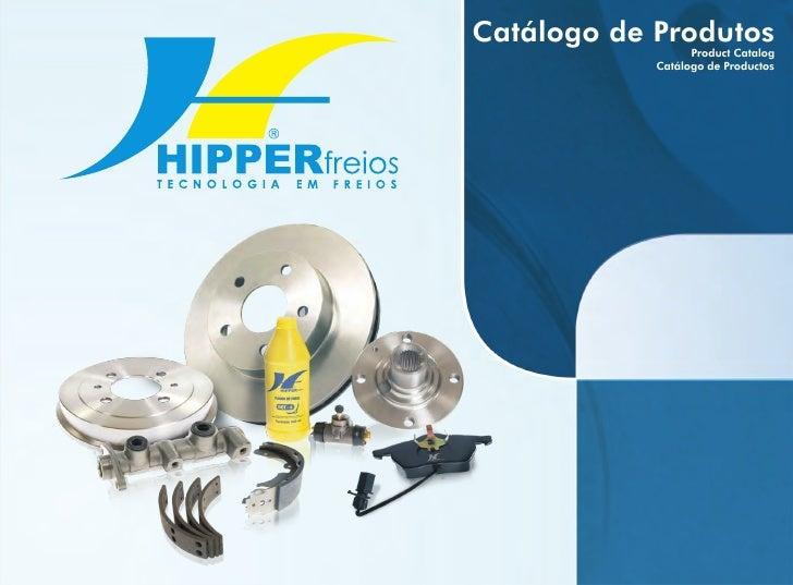 Hiper freios -catalogo