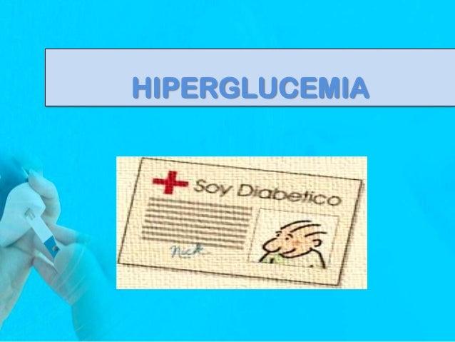 HIPERGLUCEMIA