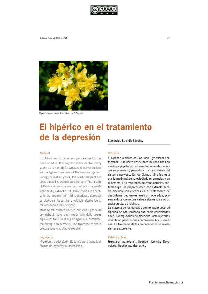 Hipericoydepresion