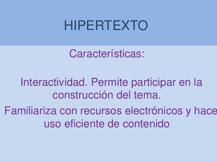 Hipertextoii