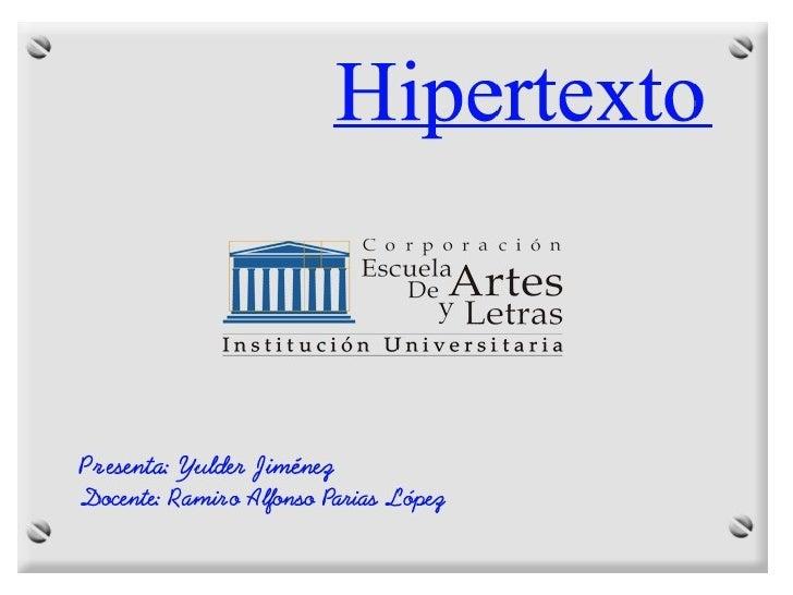 Hipertextos