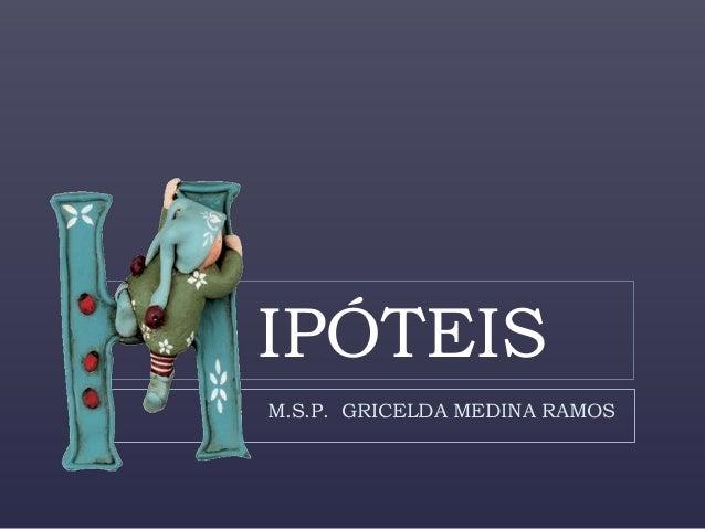 Hipostesis