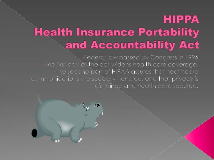 HIPPA---Chantel Artis Spencer