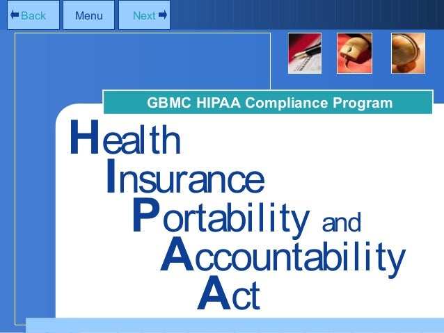 HIPAA Training by Greater Baltimore Medical Center