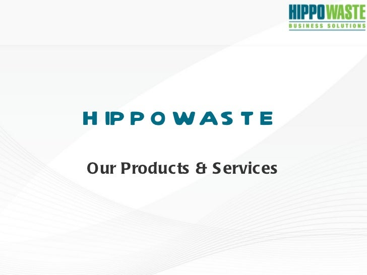 Hippowaste Business Solutions