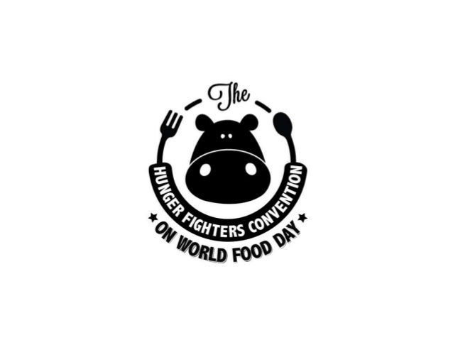 Hippo world food day twitter report