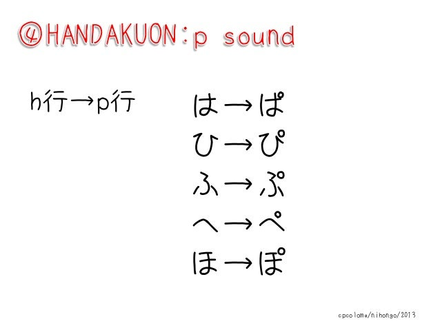 How to write numbers in hiragana
