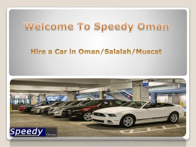 Hertz Car Rental Muscat Oman
