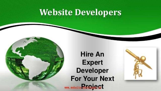 Website Developers  Hire An Expert Developer For Your Next www.website-developer.us Project