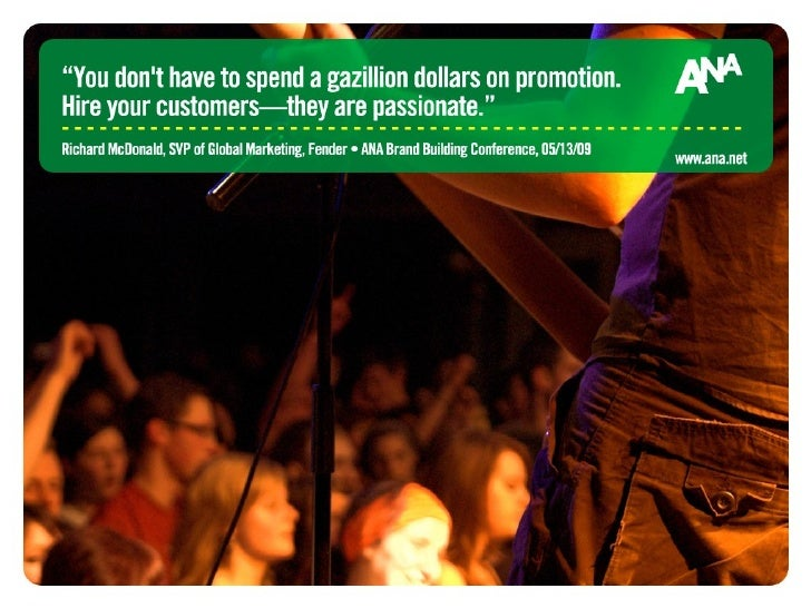 """Hire Your Customers--They are Passionate"""