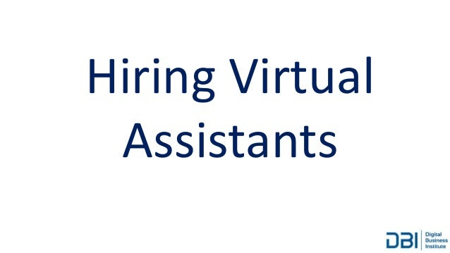 Pros & Cons of hiring a Virtual Assistant